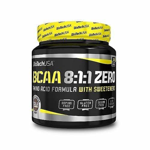 BCAA - BCAA 8:1:1 Zero 250g cola