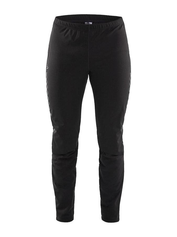 Černé pánské kalhoty na běžky Craft - velikost XXL