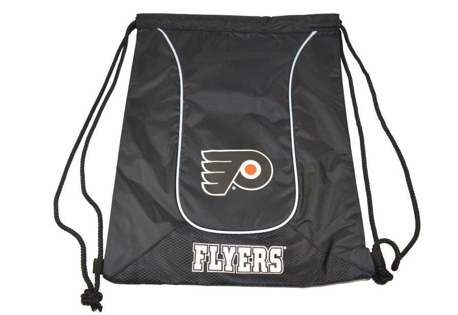 """Černý vak na záda """"Philadelphia Flyers"""""""