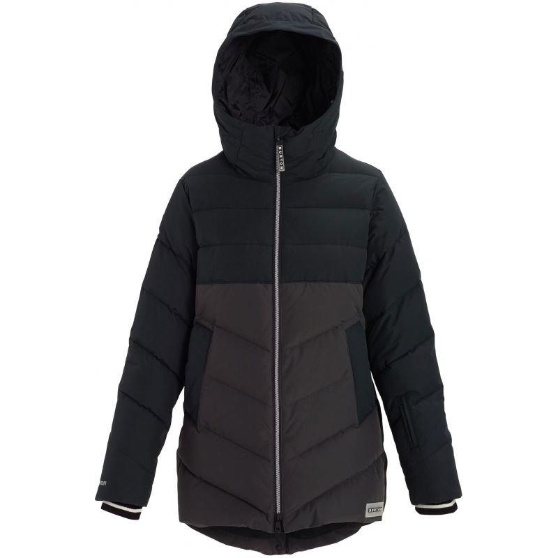 Černá dámská snowboardová bunda Burton - velikost XS