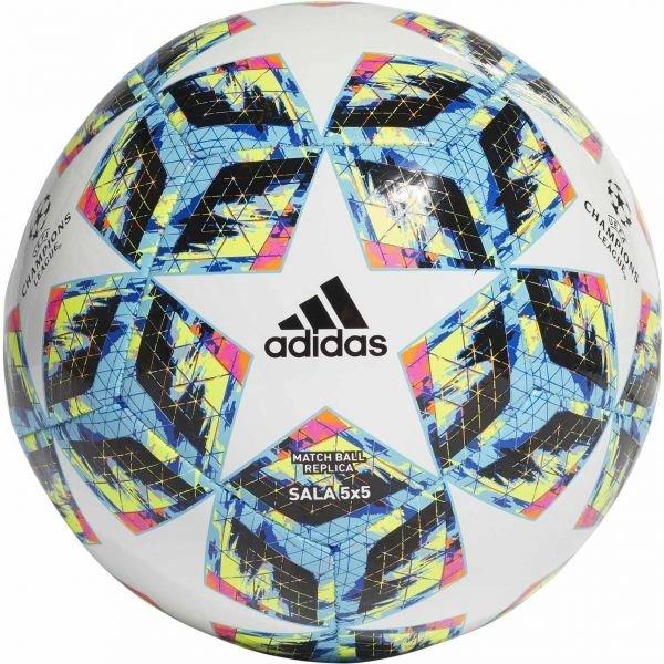Bílo-černý futsalový míč Adidas