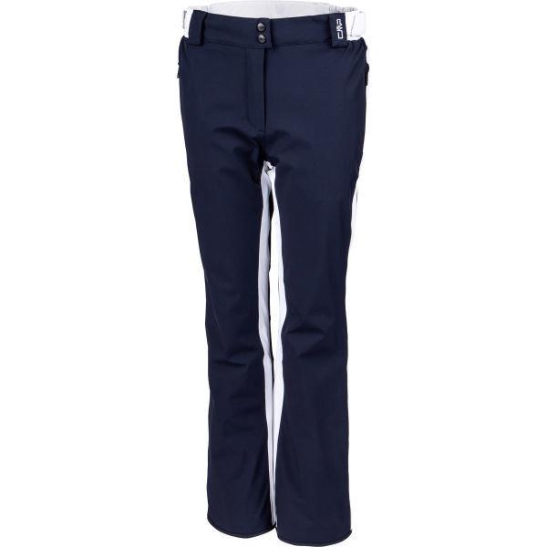 Černé dámské lyžařské kalhoty CMP