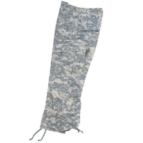 Kalhoty - Kalhoty US typ ACU rip-stop ACU DIGITAL