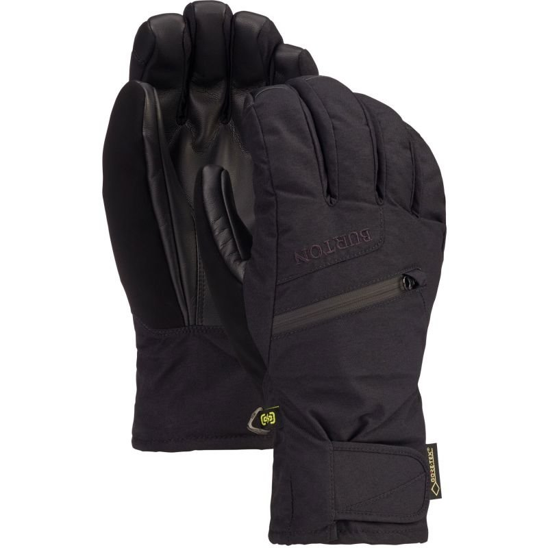 Černé zimní rukavice Burton