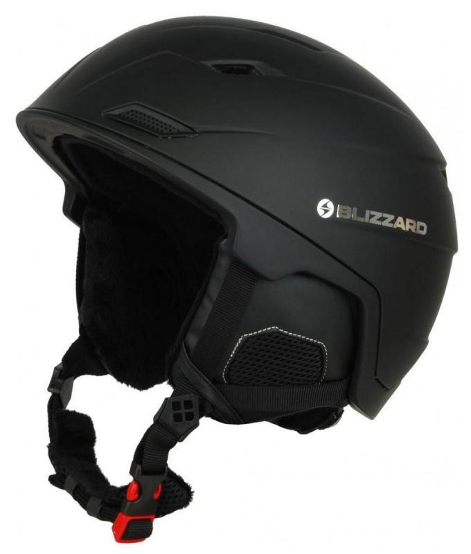 Černá lyžařská helma Blizzard - velikost 56-59 cm