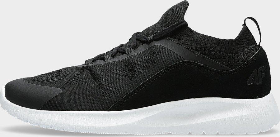 Černé dámské tenisky 4F - velikost 36 EU