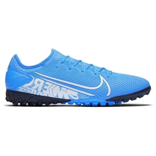 Modré pánské kopačky turfy Nike