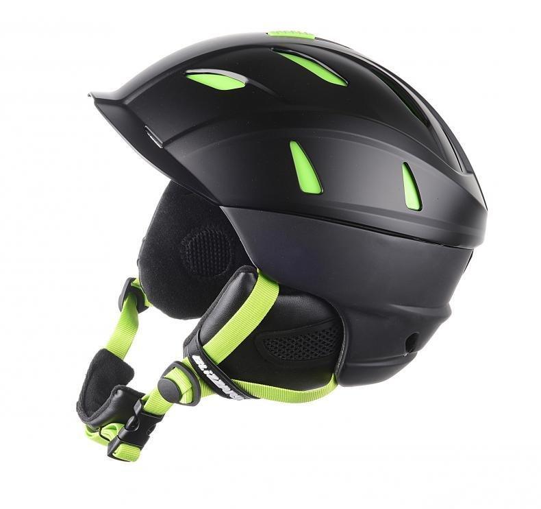 Zelená lyžařská helma Blizzard - velikost 54-58 cm
