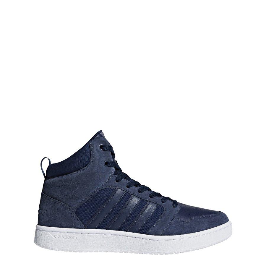Modré pánské tenisky Adidas - velikost 47 EU