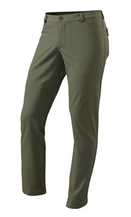 Khaki pánské turistické kalhoty The North Face - velikost 34
