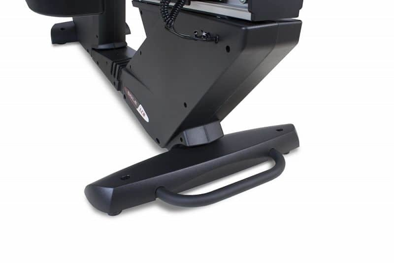 Posilovací recumbent LCR, Sole Fitness - nosnost 158 kg