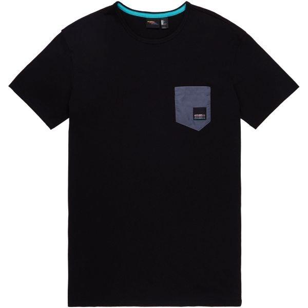 Černé pánské tričko s krátkým rukávem O'Neill
