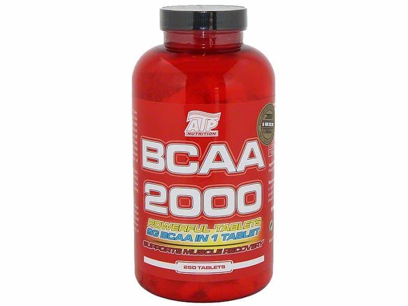 BCAA - ATP BCAA 2000 250 tablet