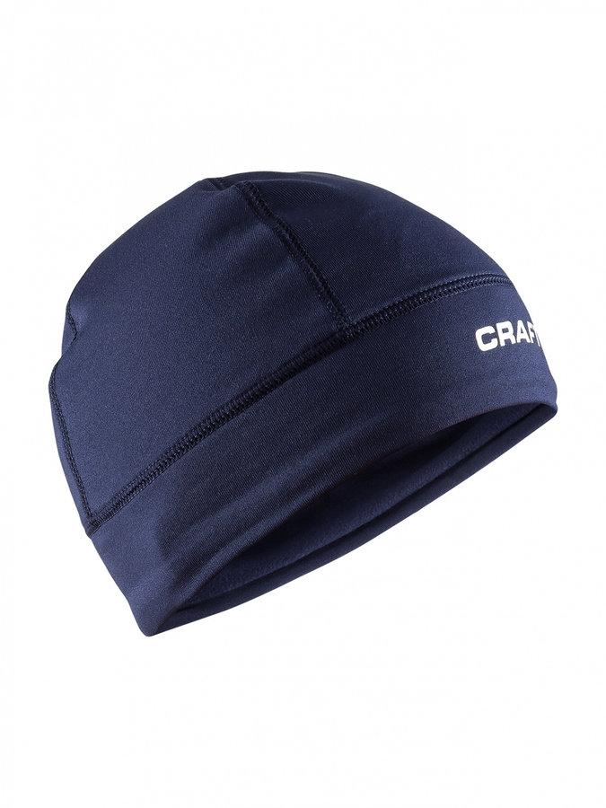 Modrá běžecká čepice Light Thermal, Craft - velikost L-XL