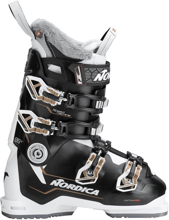 Dámské lyžařské boty Nordica - velikost vnitřní stélky 24 cm