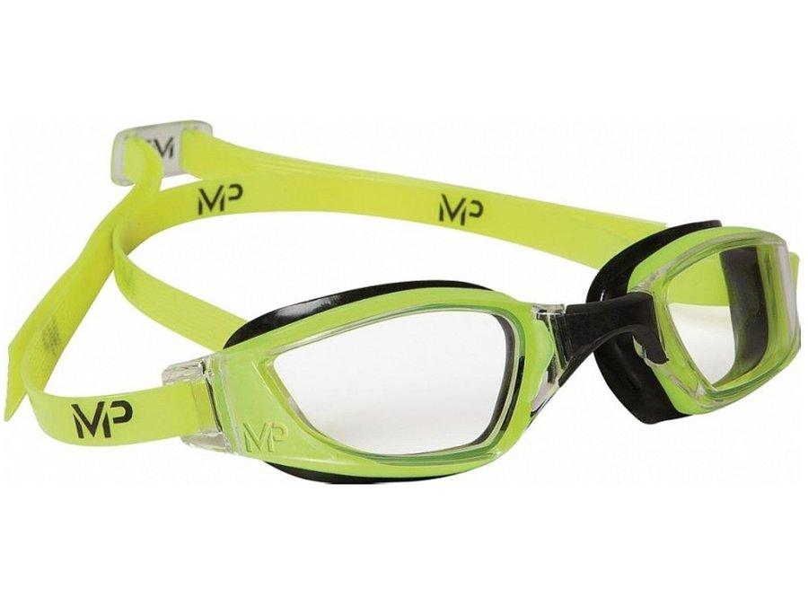 Zelené pánské plavecké brýle Michael Phelps Xceed, Aqua Sphere
