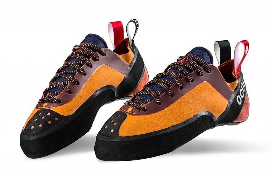 Černo-oranžové pánské lezečky Ocún