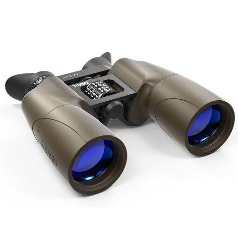 Hnědý dalekohled YUKON