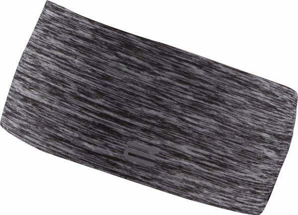 Šedá běžecká dámská nebo pánská čelenka Oxide - univerzální velikost
