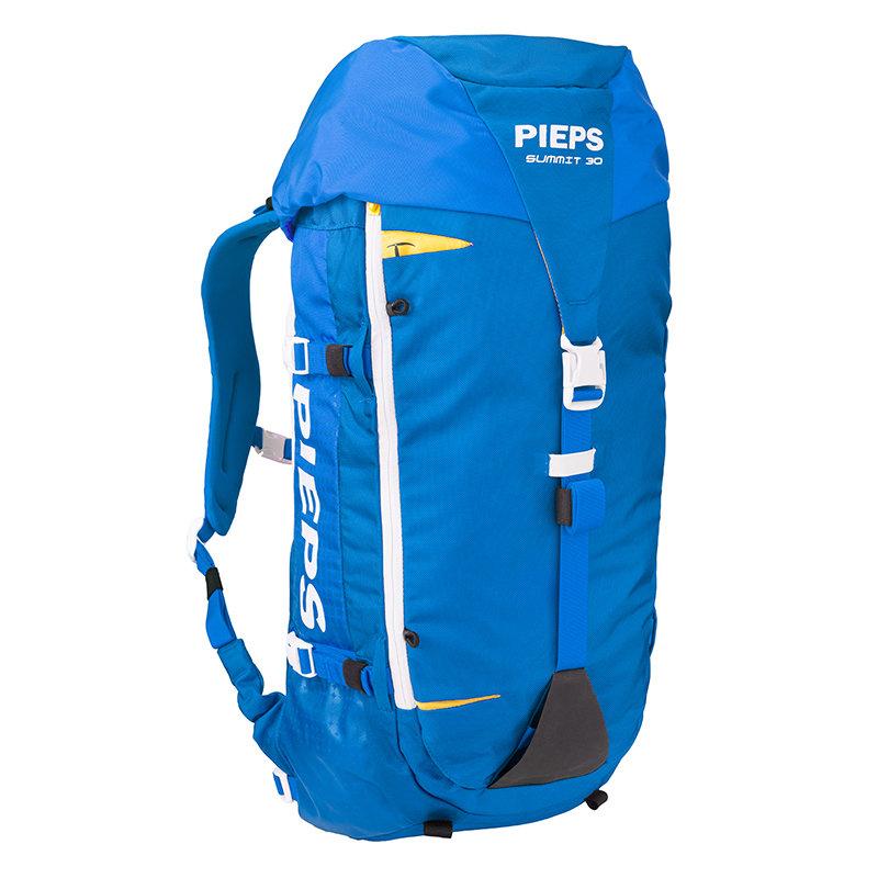 Modrý skialpový batoh Pieps - objem 30 l