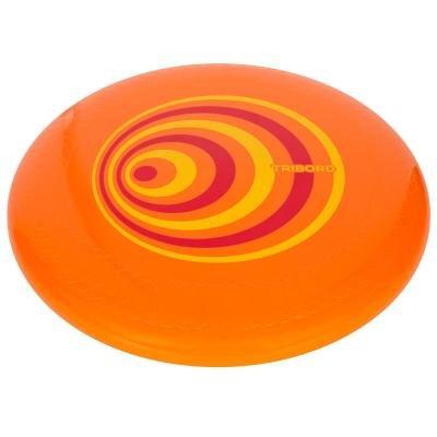 Oranžové plastové frisbee Olaian - průměr 20,5 cm