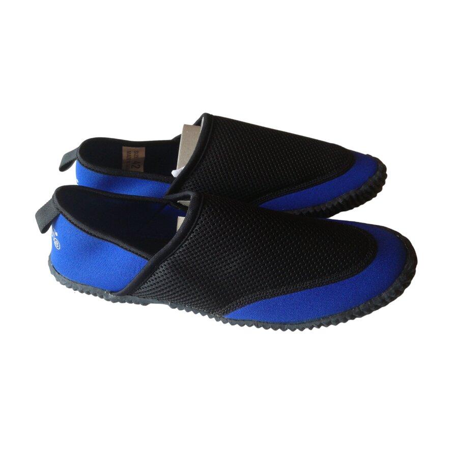 Černé boty do vody Alfa, Emme