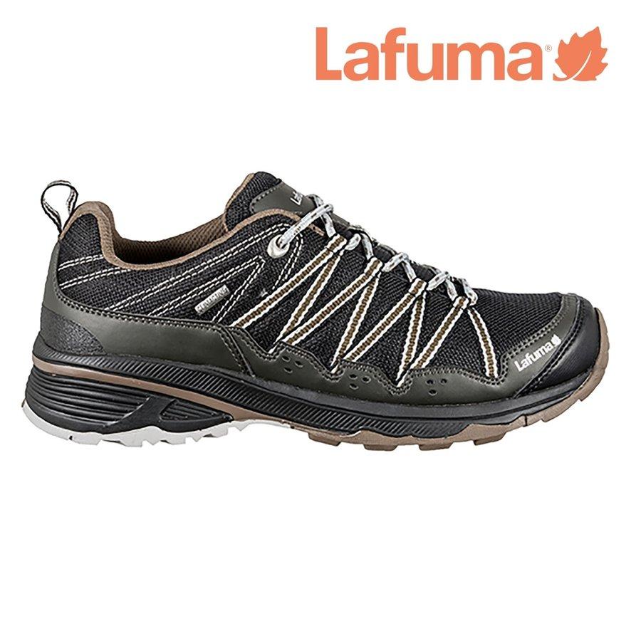 Černé pánské trekové boty TRACK CLIMACTIVE, Lafuma - velikost 43 EU