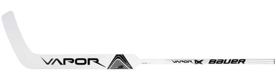 """Brankářská hokejka - Brankářská hůl Bauer VAPOR 1X Composite Senior Black Provedení: levá 27"""" (69 cm)"""