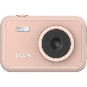 Růžová outdoorová kamera F1 Fun Cam, SJCAM