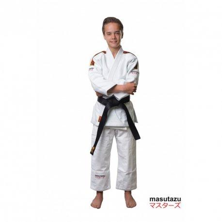 Bílé kimono na judo - velikost 170