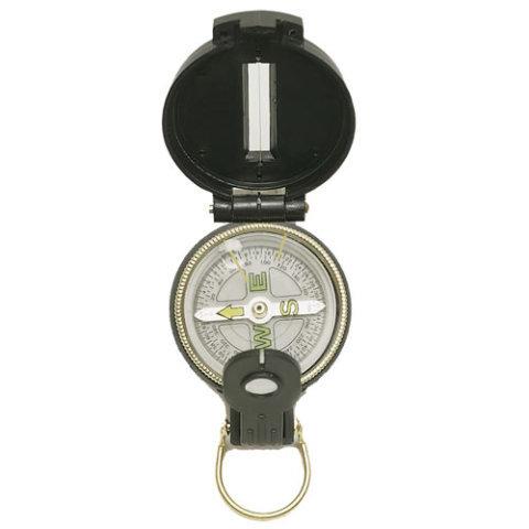 Kompas - Kompas SCOUT plastový ČERNÝ