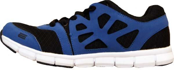 Modré pánské běžecké boty Oxide - velikost 41 EU