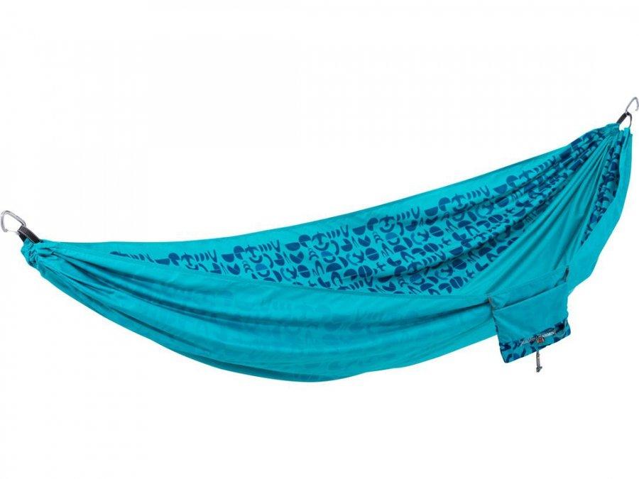Modrá houpací síť Hammock, Therm A Rest