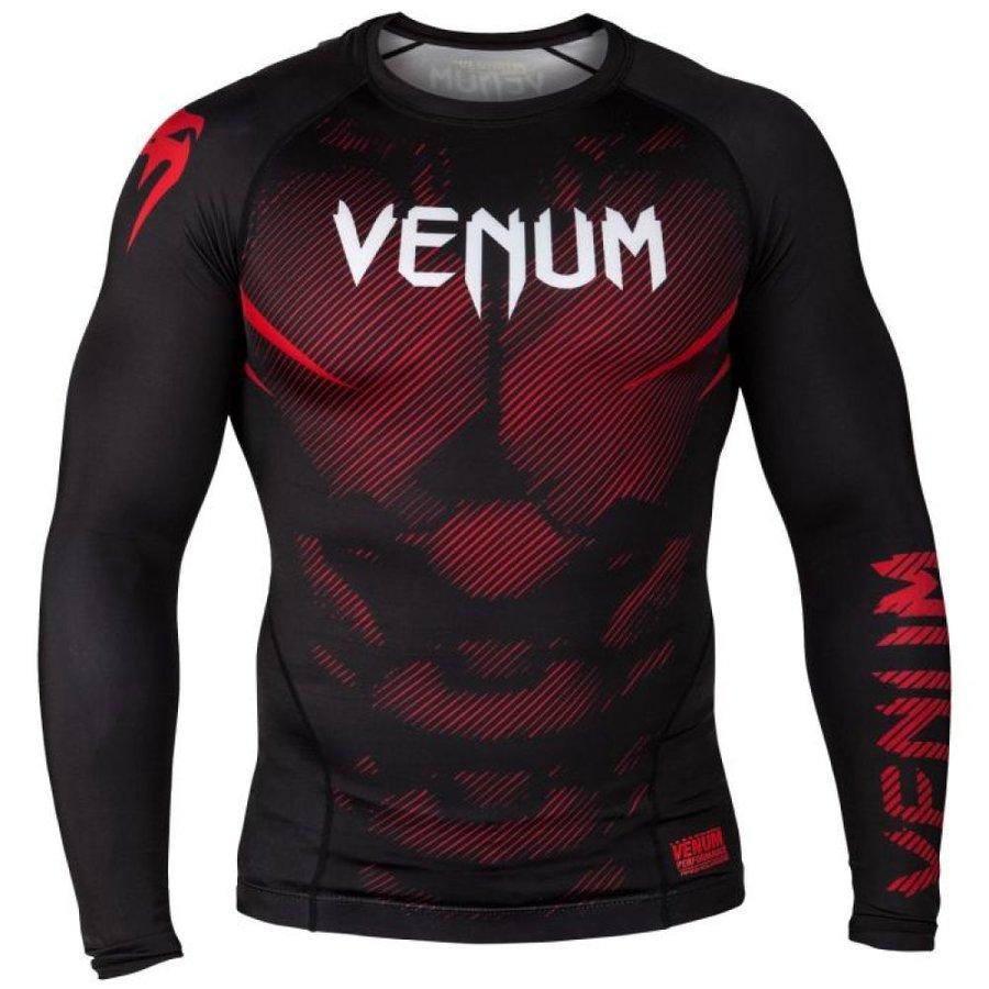 Černý rashguard Venum