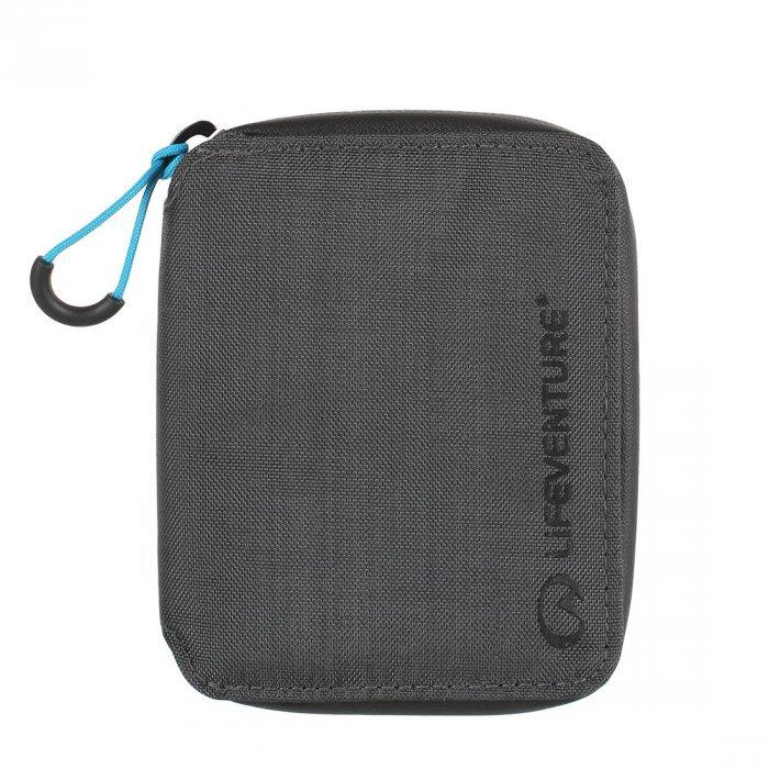 Peněženka - Lifeventure RFiD Bi-Fold Wallet Grey