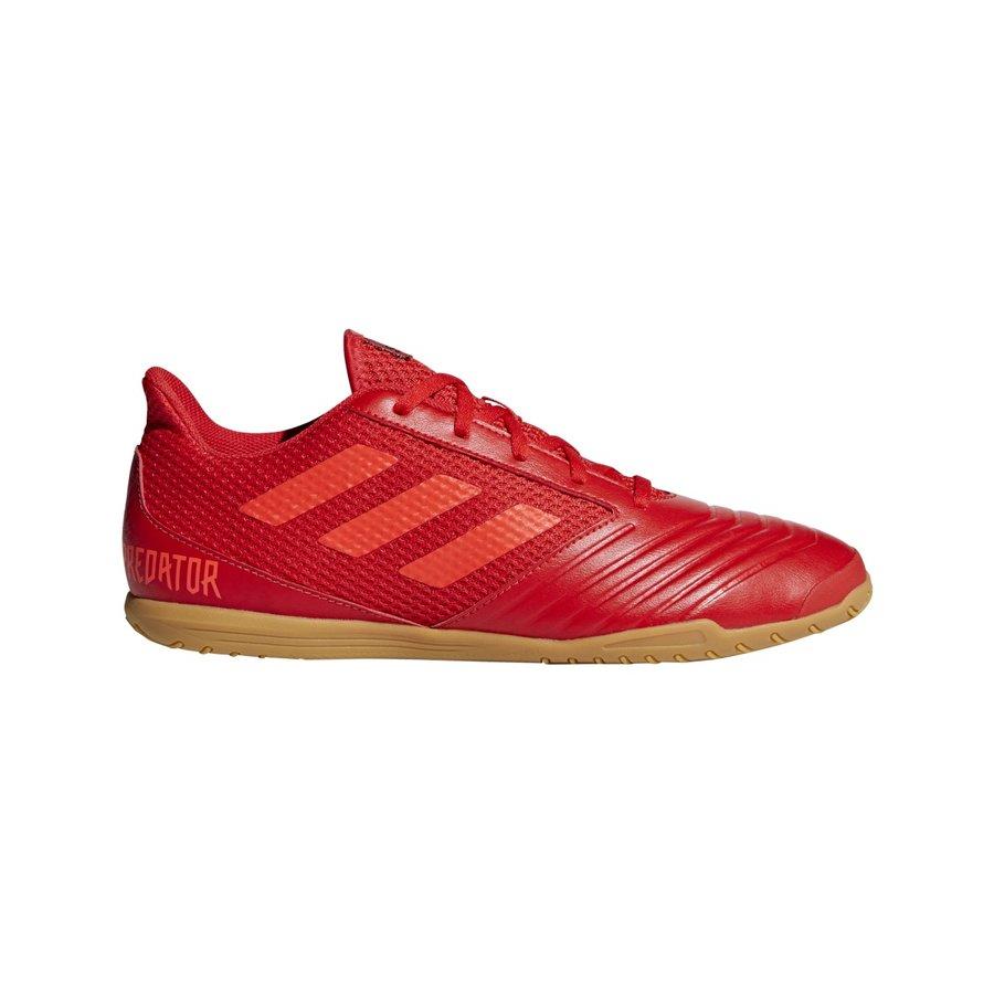 Červené kopačky - sálovky Predator 19.4 In Sala, Adidas - velikost 42 EU