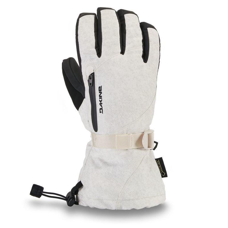 Béžové zimní rukavice Dakine - velikost S