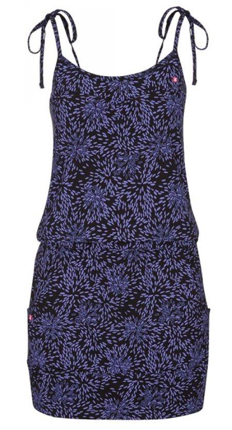 Černé dámské šaty Loap - velikost M