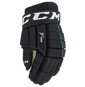 """Modré hokejové rukavice - senior Tacks 4R, CCM - velikost 13"""""""