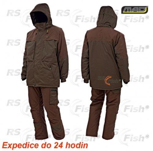 Suchý oblek - DAM® Termo oblek MAD Winter XXL