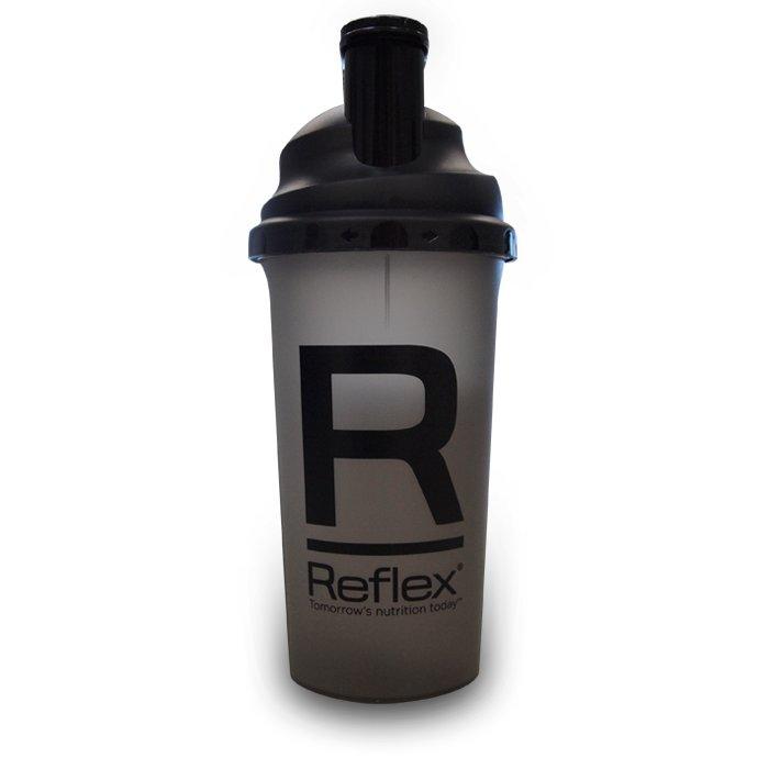 Černý shaker Reflex Nutrition - objem 700 ml
