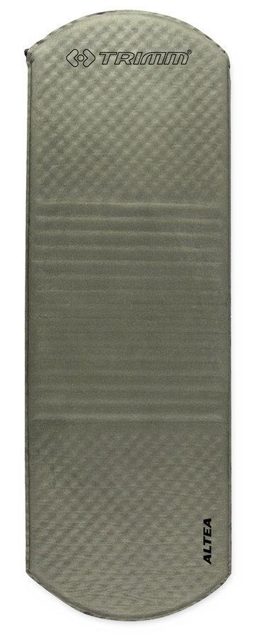 Zelená samonafukovací karimatka Trimm - tloušťka 5 cm