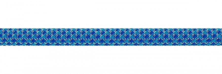 Modré horolezecké lano Beal - průměr 9,1 mm a délka 80 m