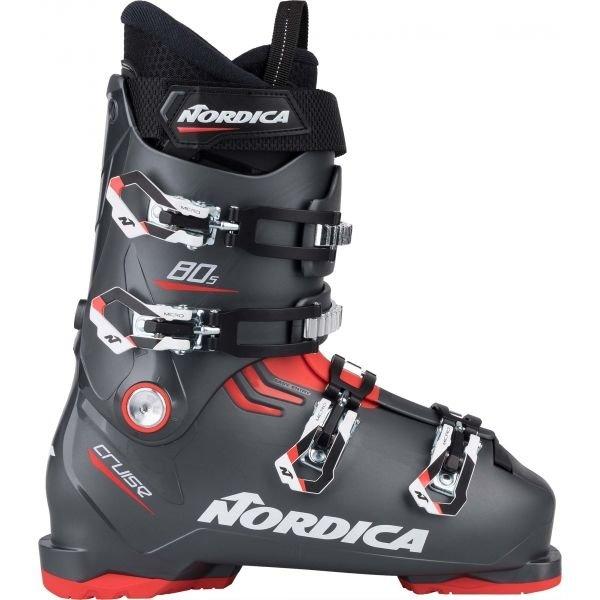 Černé pánské lyžařské boty Nordica