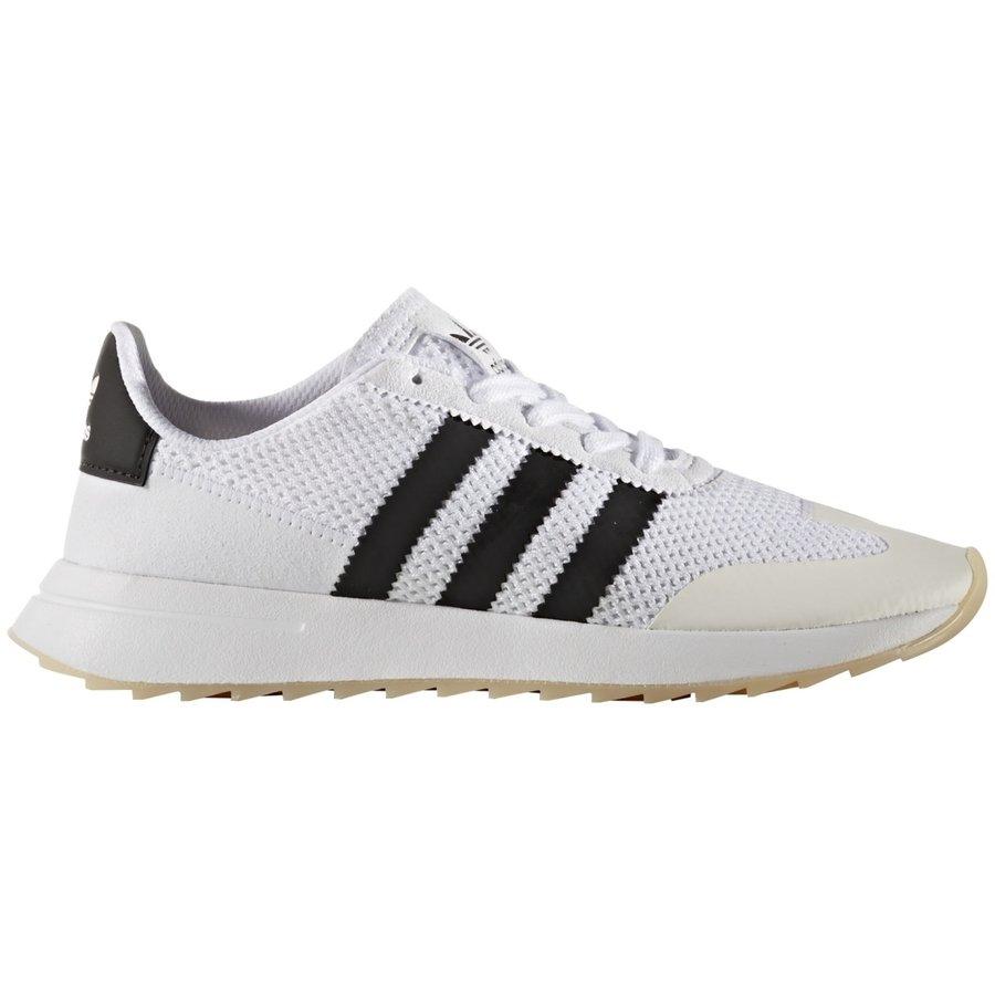 Bílé dámské tenisky Adidas - velikost 41 EU
