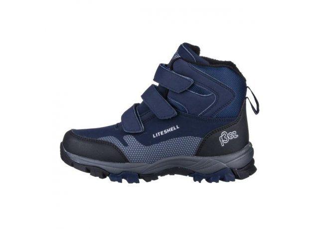 Modré chlapecké nebo dívčí trekové boty EFFE TRE