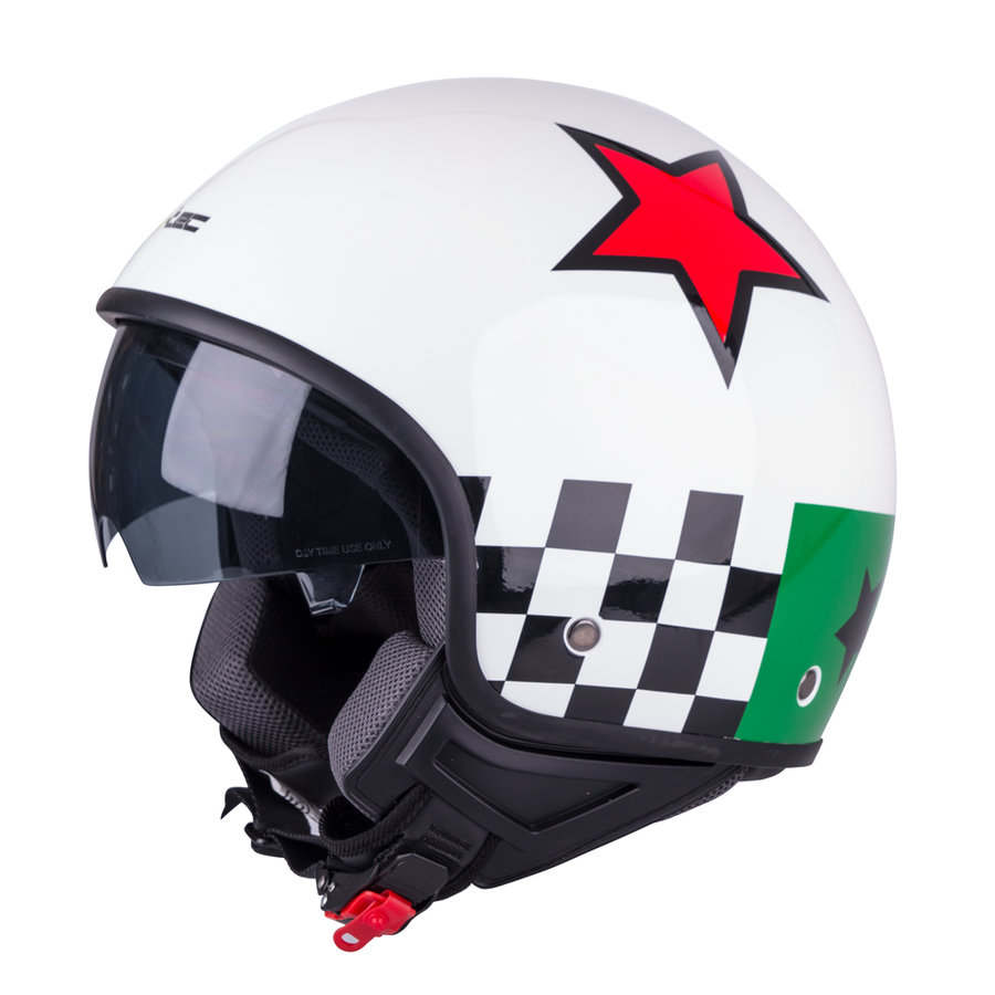 Helma na motorku FS-710G Sixty, W-TEC