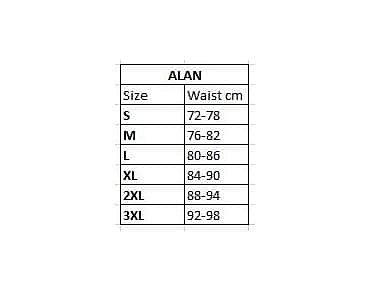 Černé pánské plavky Aqua-Speed - velikost S