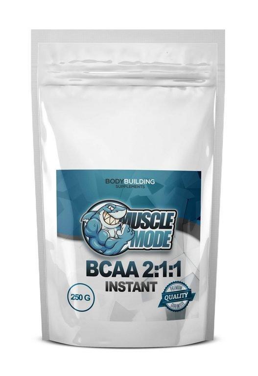 BCAA - BCAA 2: 1: 1 Instant od Muscle Mode 500 g Neutrál