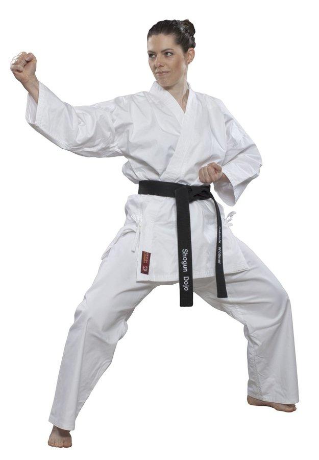 Bílé kimono na karate Hayashi - velikost 190